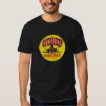 Cooler T - Shirtentwurf Wikinger-Schiffs Tshirt