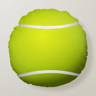 Cooler Tennis-Ball Rundes Kissen