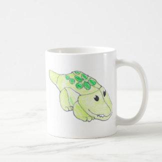 Cooler Topf Kaffeetasse