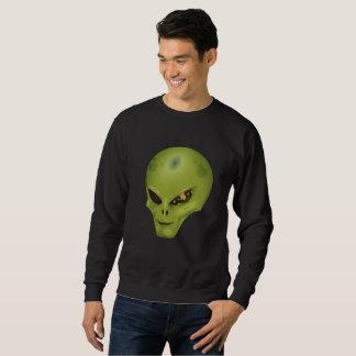 Cooles alien-Sweatshirt Sweatshirt