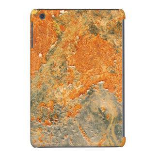Cooles altes verrostetes Eisen-Metall iPad Mini Hüllen