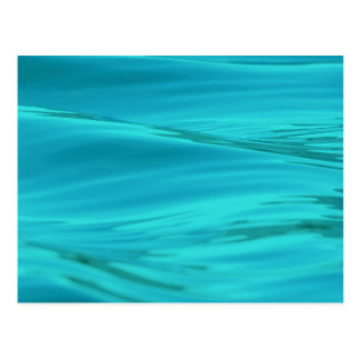 Cooles Aqua-blaue Sommer-Wasser-Kräuselungen
