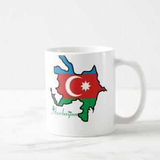 Cooles Azerbaijan Kaffeetasse