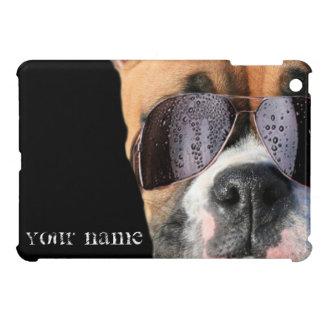 Cooles Boxerhundipad Minifall iPad Mini Hülle