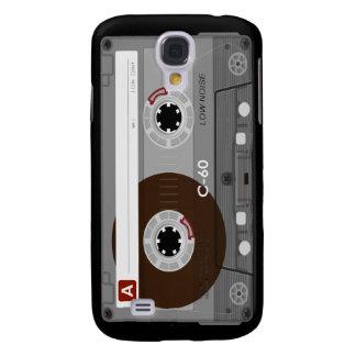 Cooles CassetteTape Galaxy S4 Hülle