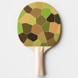Cooles einzigartiges Muster Tischtennis Schläger