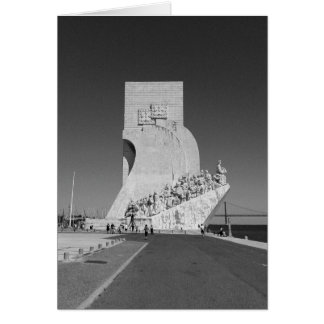 Cooles Entdeckungs-Monument | Padrão Karte