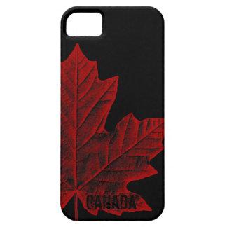 Cooles Fall-Kanada-Ahorn-Blatt-Geschenk Kanadas iPhone 5 Schutzhülle