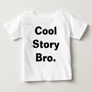 Cooles Geschichte Bro Baby-T-Stück Baby T-shirt