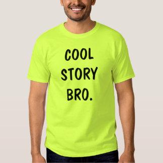 Cooles Geschichte Bro Shirt