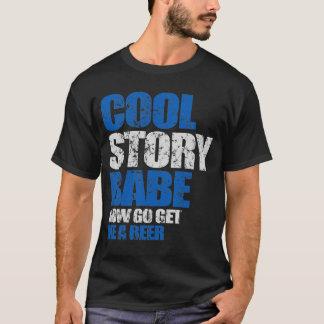 Cooles Geschichten-Baby. Jetzt erhalte gehe mir T-Shirt