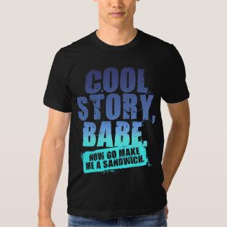 COOLES GESCHICHTEN-BABY T-Shirts