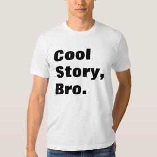 Cooles Geschichten-Weiß Shirt