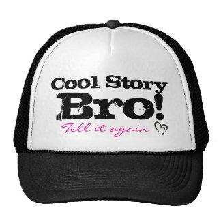Cooles Geschichtenrosa Kappen