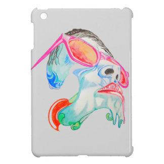 cooles Gesicht iPad Mini Hülle