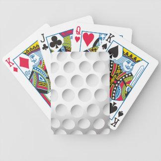 Cooles Golf-Spielkarten Bicycle Spielkarten