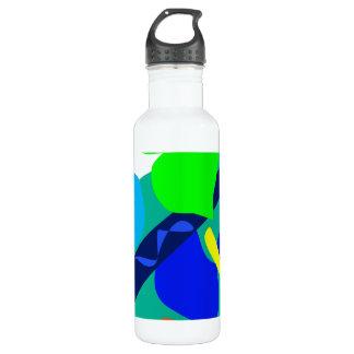Cooles Herz Trinkflasche