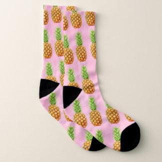 Cooles Muster der Ananas Socken