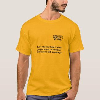 Cooles noch sprechendes Nerd-T-Stück T-Shirt