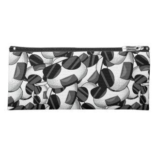 Cooles onigiri Muster Stiftetasche