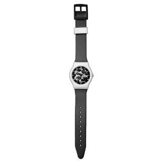 Cooles onigiri Muster Uhr