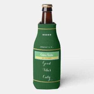 cooles Party u. Vibes, kundenspezifischer Flaschenkühler