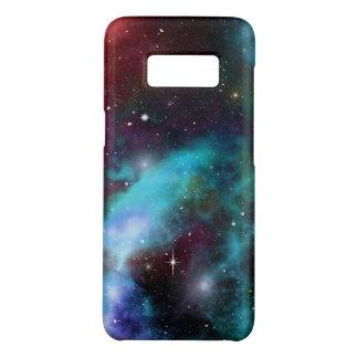 Cooles Raum-Nebelfleck-Wissenschafts-Thema Case-Mate Samsung Galaxy S8 Hülle