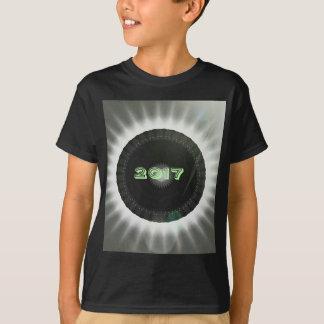 Cooles Solareklipse-Andenken-Plakat 2017 T-Shirt