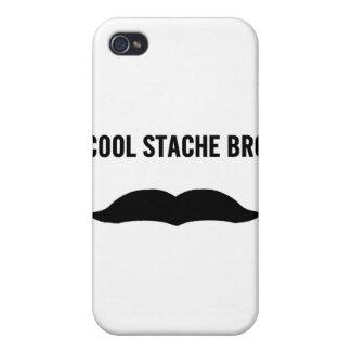 Cooles Stache Bro iPhone 4/4S Case