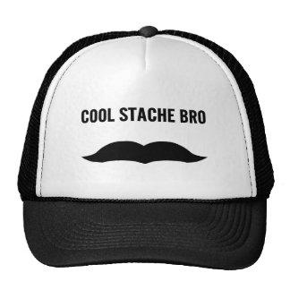Cooles Stache Bro Netz Caps