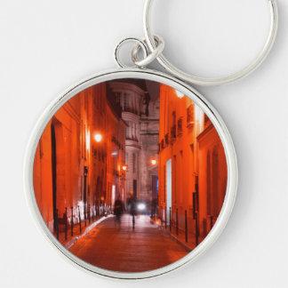 Cooles, städtisches, modernes Foto des Pariser Schlüsselanhänger