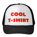 cooles T - Shirtrot Baseballmützen