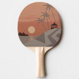 COOLES TROPEN Klingeln-Pong Paddel Tischtennis Schläger