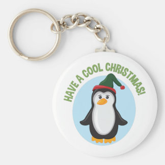 Cooles Weihnachten Schlüsselanhänger