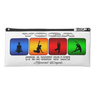 Cooles Yoga ist es eine Lebensart Stiftetasche