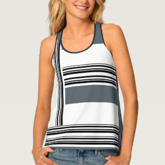 #coolsportyStripes Tanktop