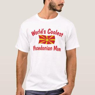 Coolste mazedonische Mamma T-Shirt