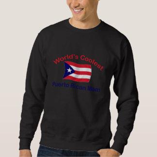 Coolste puertorikanische Mamma Sweatshirt
