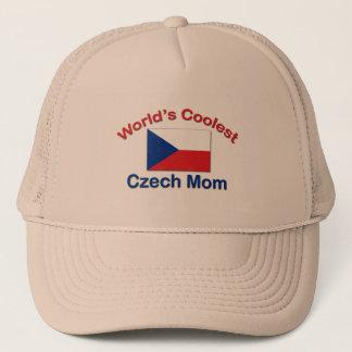 Coolste tschechische Mamma Truckerkappe