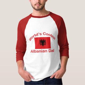 Coolster albanischer Vati T-shirt