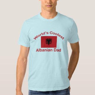 Coolster albanischer Vati T-Shirts