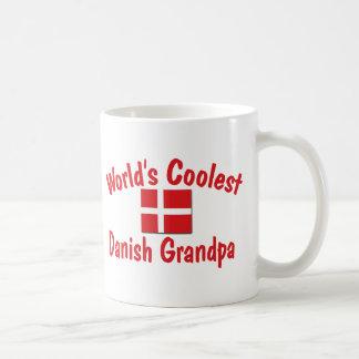 Coolster dänischer Großvater Kaffeetasse