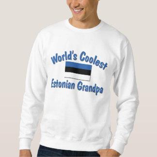 Coolster estnischer Großvater Sweatshirt