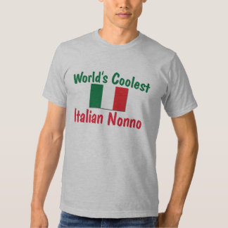 Coolster Italiener Nonno Shirts