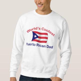 Coolster Puertorikaner Dadl Sweatshirt