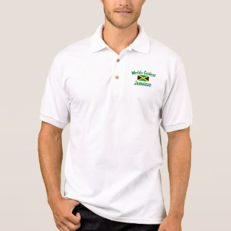 Coolstes jamaikanisches polo shirt
