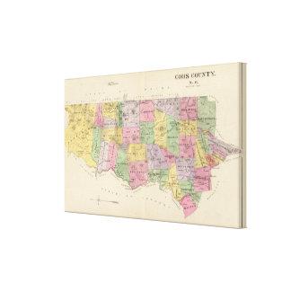 Coos County, NH Gespannte Galeriedrucke