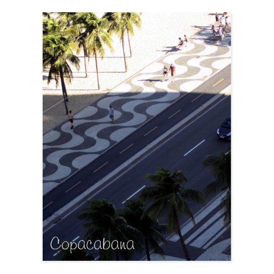 Copacabana Postkarte