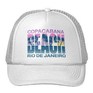 Copacabana Strand Trucker Mützen