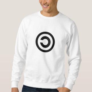 Copyleft Symbol Sweatshirt